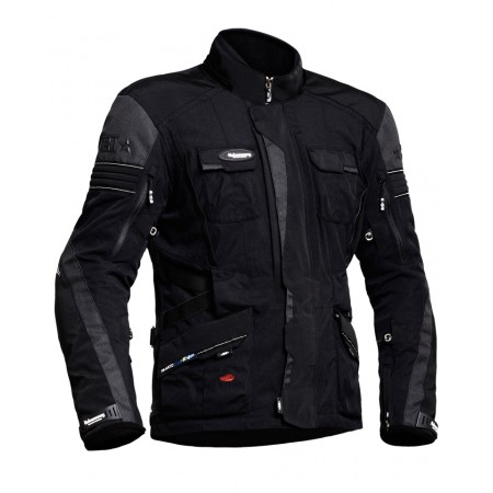 Halvarssons Prime Jacket - Black